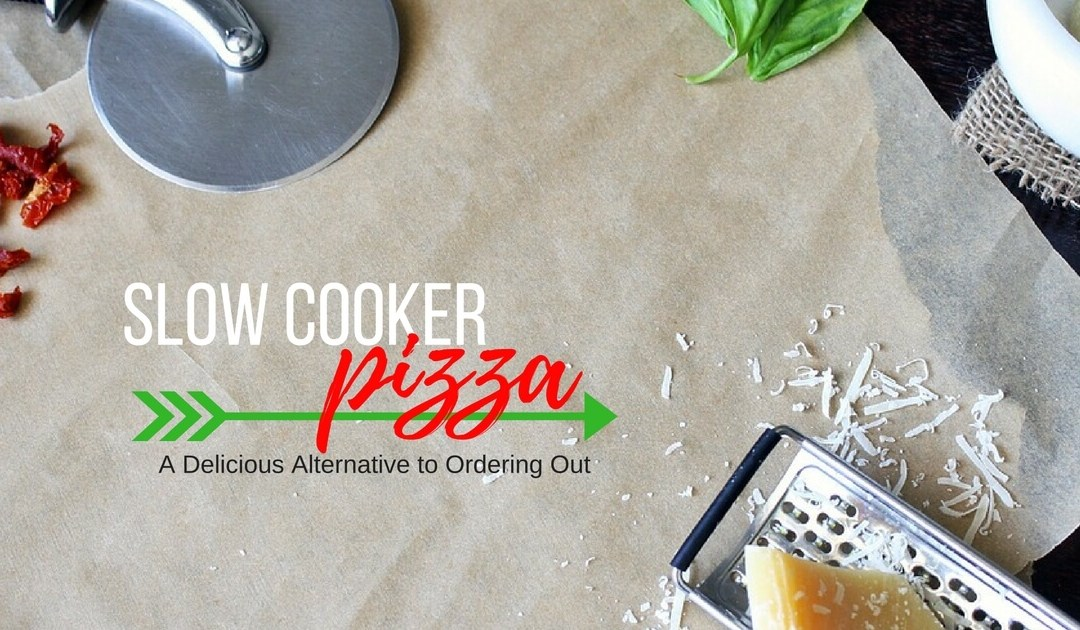 Slow Cooker Pizza Recipe