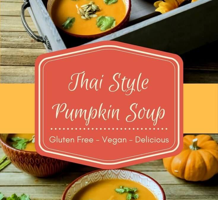 Thai Style Pumpkin Soup