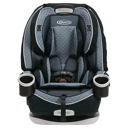 Graco 4in1 Car Seat Graco4Ever AD  Serendipity and