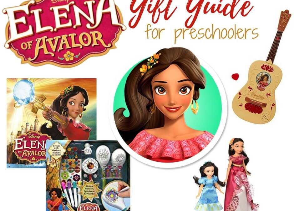 Princess Elena of Avalor Gifts