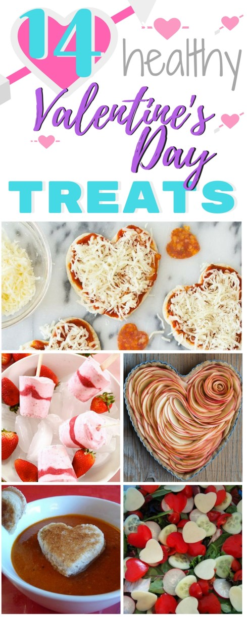 Healthy Valentine Treats-- Looking for some healthy Valentine Treats for the kids? Don't give them more junk food....check out these healthy Valentine treats that will keep the day special while providing a sugar free option.