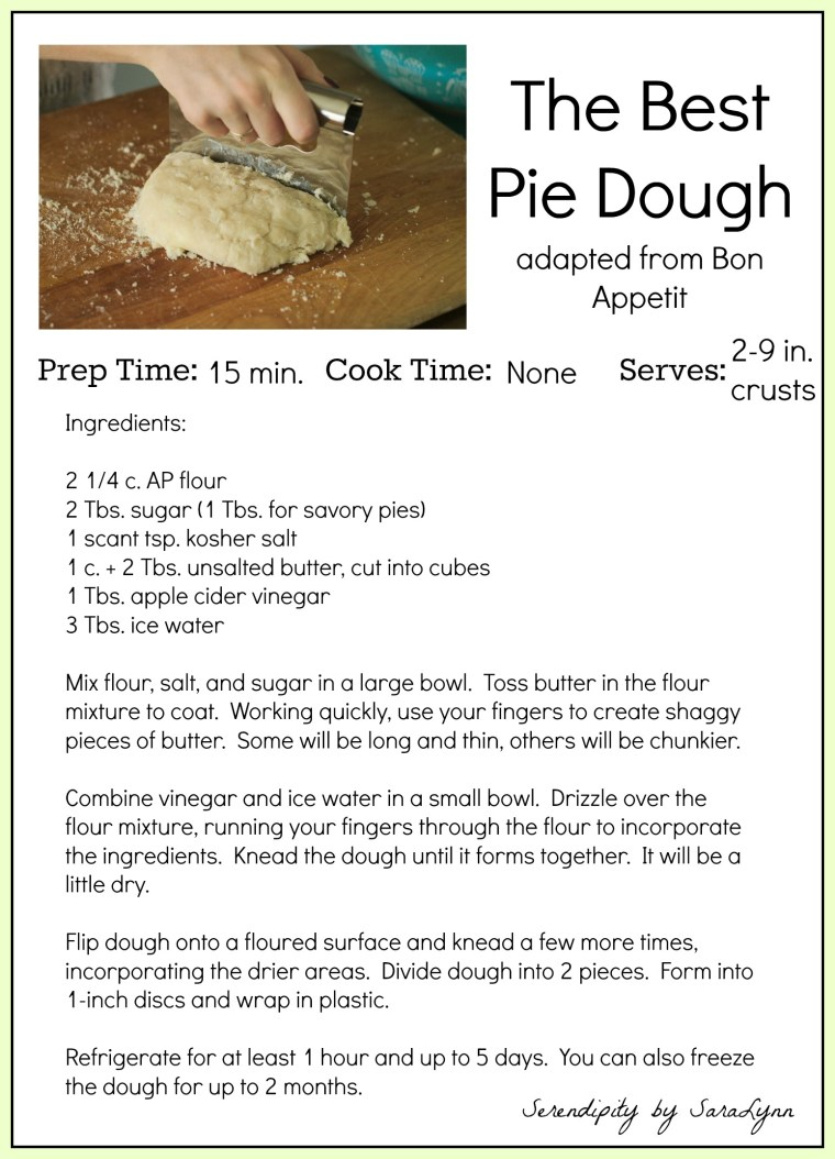 pie-dough