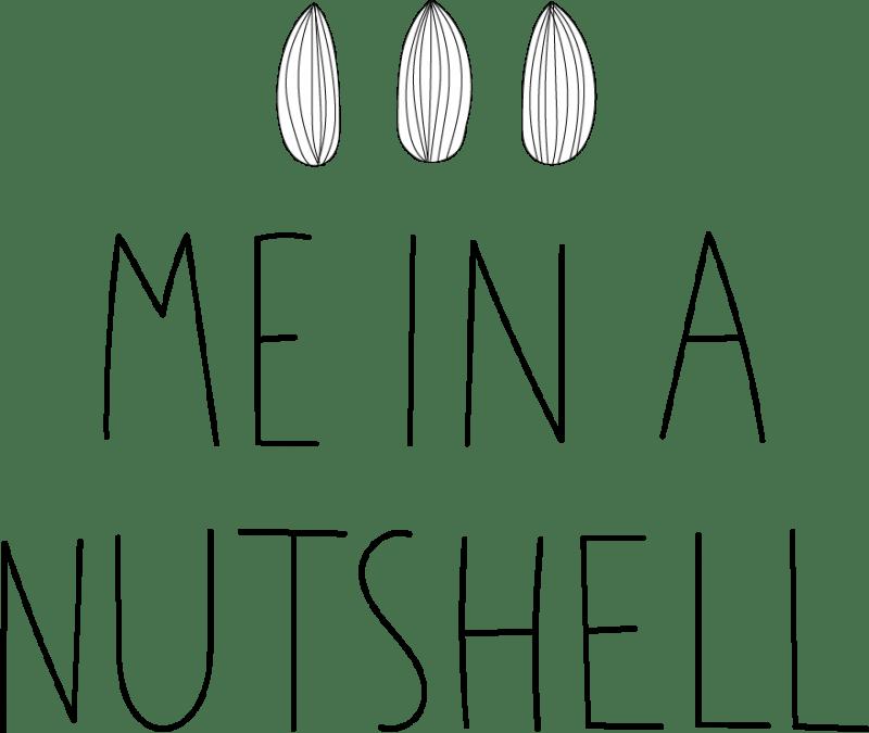 Me in a Nutshell • Serendipity by Sara Lynn