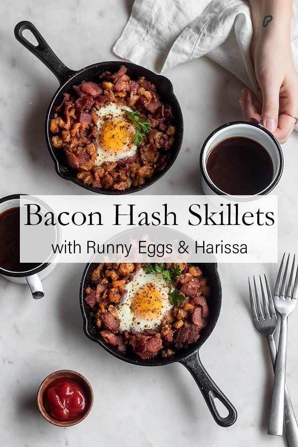 Bacon Hash Skillet | Serendipity by Sara Lynn