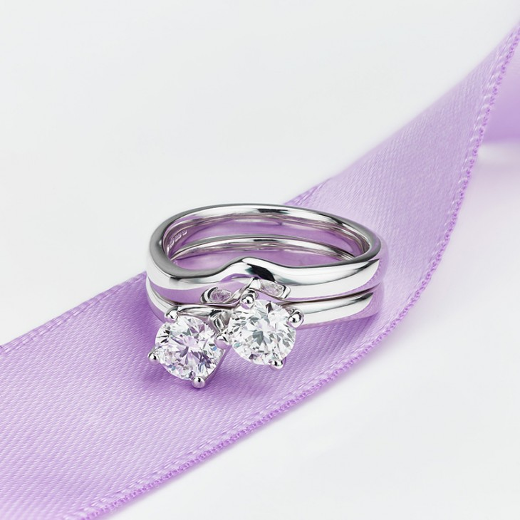 The Average Price Of An Engagement Ring  Uk  2017
