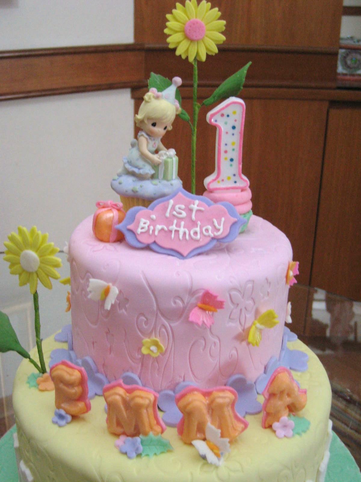 Precious Moments Serendipity Cakes By Yvonne