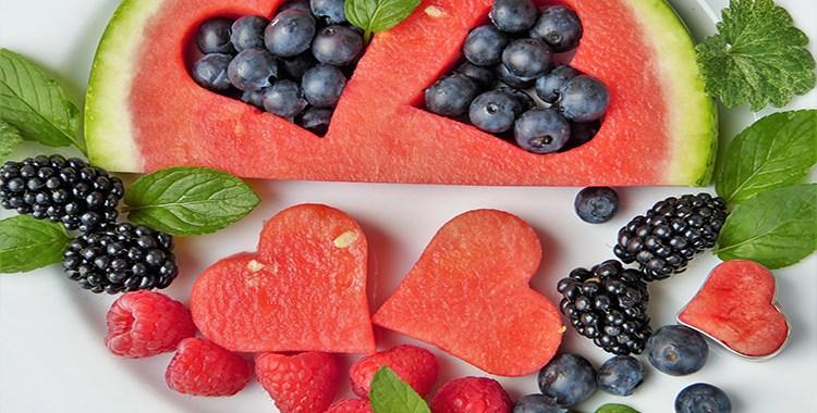 alimentos saludables verano