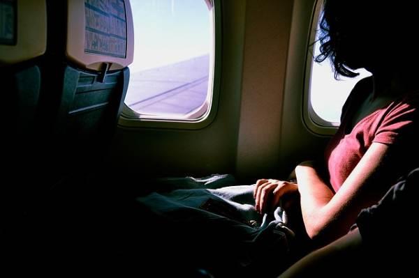 Comer en los vuelos