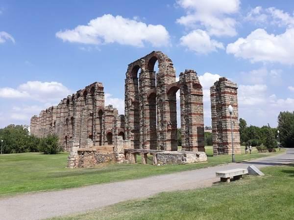 Acueducto romano Mérida