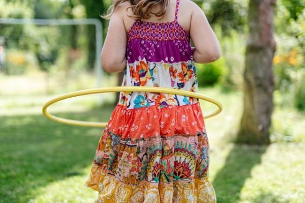 Juegos de calle hula hoop