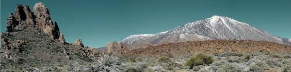 Parque nacional del Teide España Canarias