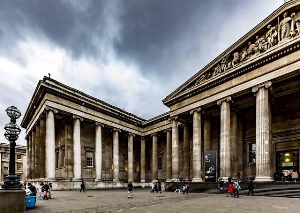 Museos que debes visitar. Museo Británico