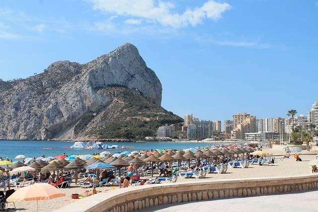 pueblos costeros bonitos Alicante - Calpe