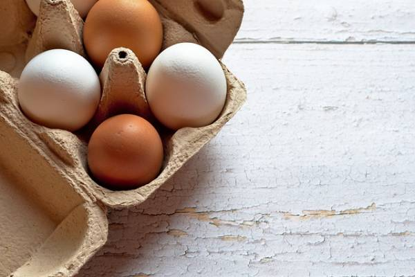 alimentos ricos en selenio - huevos