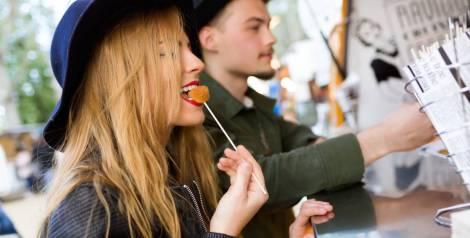 Top 10 de comida callejera (street food) por el mundo