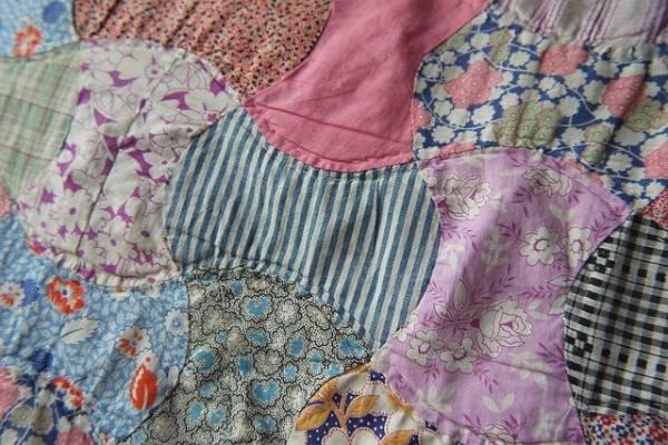 reutilizar ropa vieja - patchwork