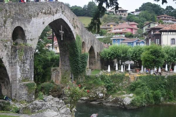Puentes más espectaculares - Cangas de Onís