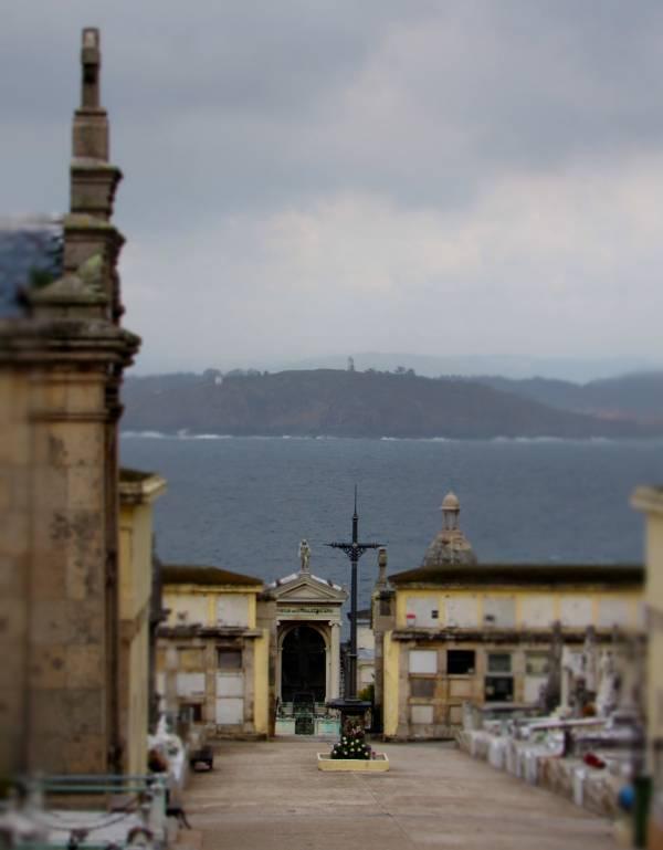 Cementerios bonitos - San Amaro