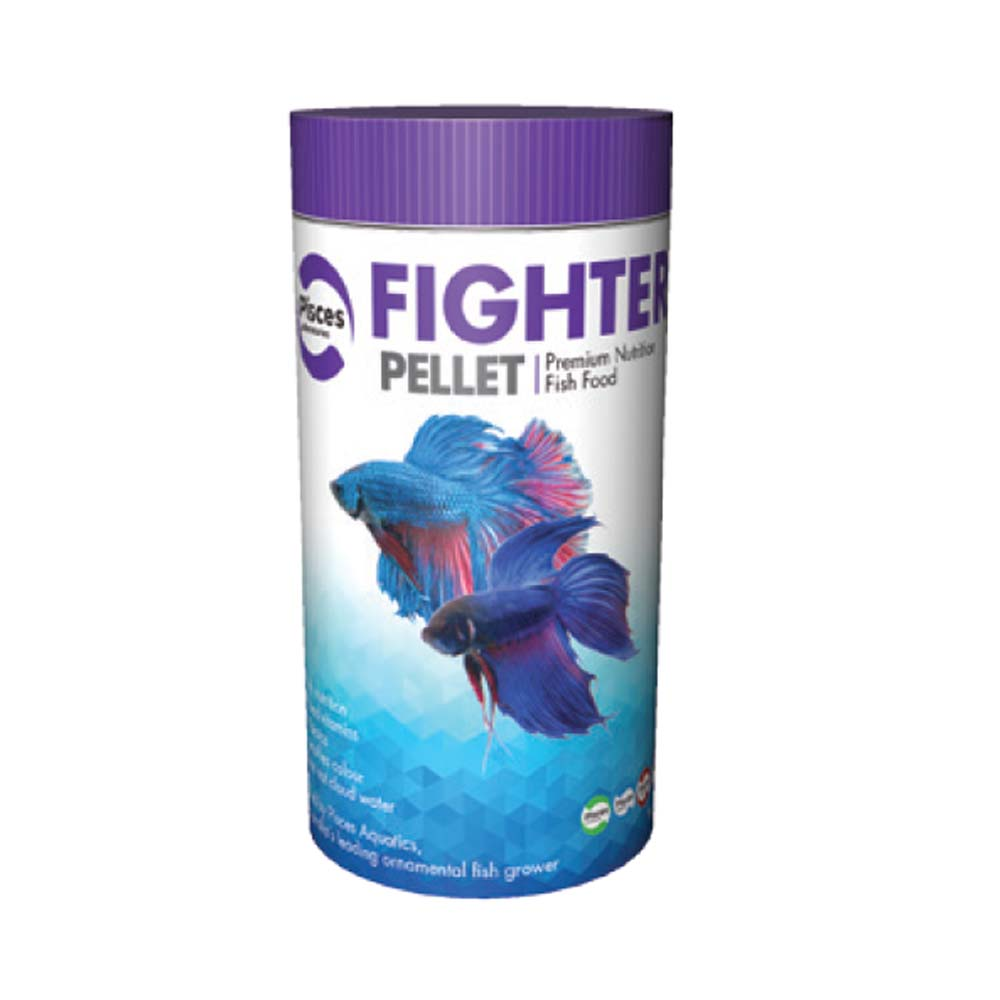 PISCES LABORATORIES Fighter Pellet 30g