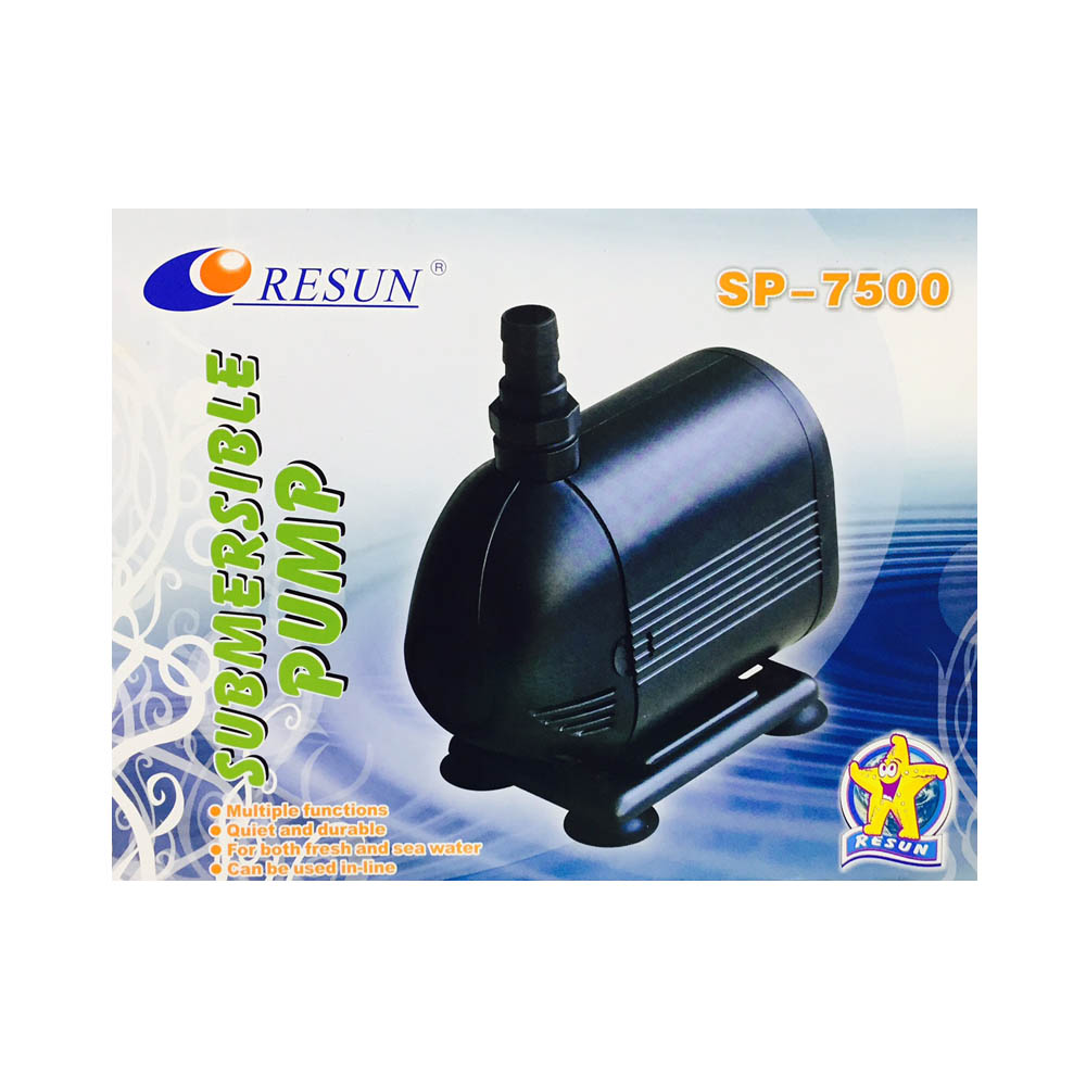 RESUN Submersible Pump SP-7500