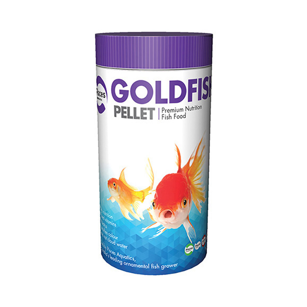 PISCES LABORATORIES Goldfish Pellets 190g