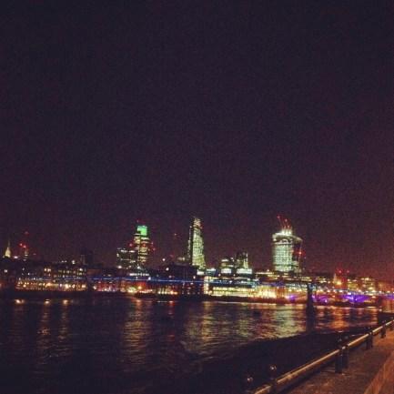 London - River Thames