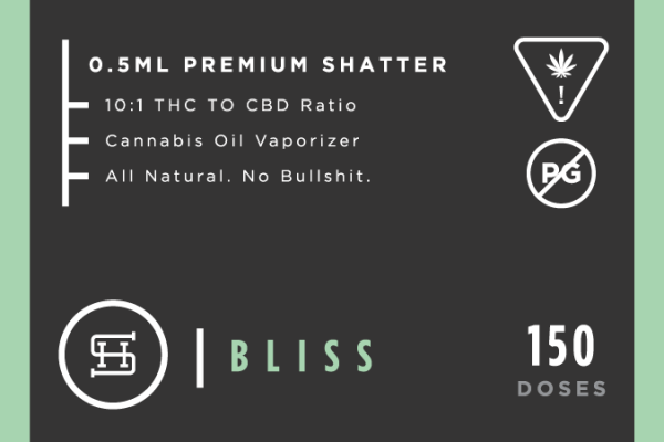 bliss product info Serene Farms Online Dispensary