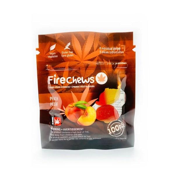 Firechews Peach Serene Farms Online Dispensary