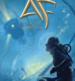 Artemis Fowl #7: The Atlantis Complex by Eoin Colfer
