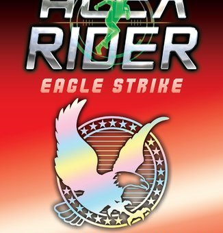 Eagle Strike (Alex Rider #4) by Anthony Horowitz