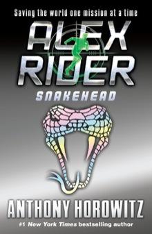Snakehead (Alex Rider #7) by Anthony Horowitz