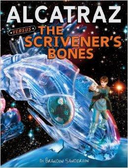 Alcatraz Versus the Scrivener's Bones (Alcatraz #2) Brandon Sanderson