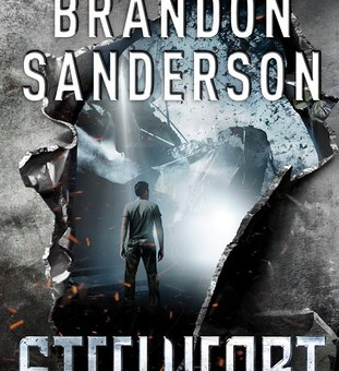 Steelheart (The Reckoners #1) by Brandon Sanderson