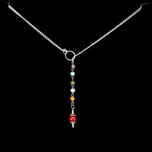 chakra pendulum necklace