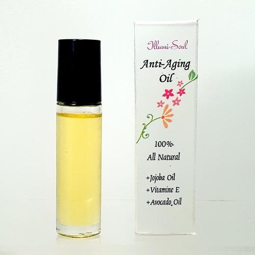 anti aging oil