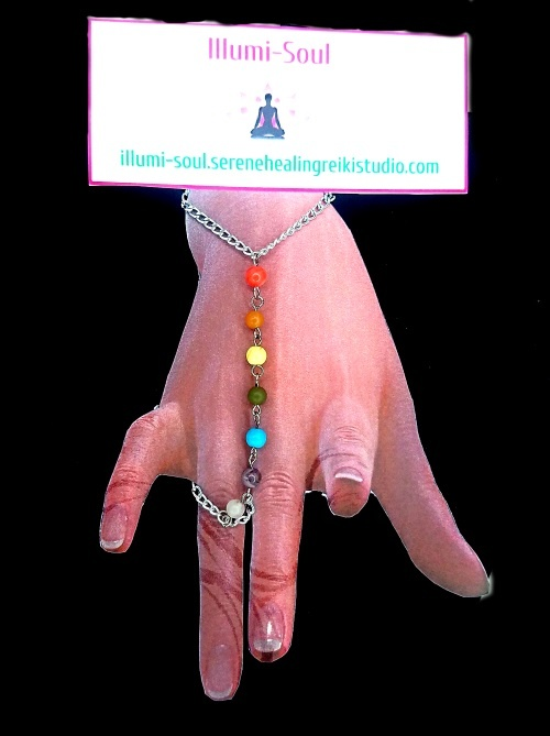 chakra hand harness