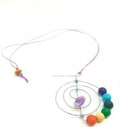 Reiki Power Symbol Necklace