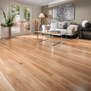 SPRING CLEANING IN A SNAP: Clean the Floors