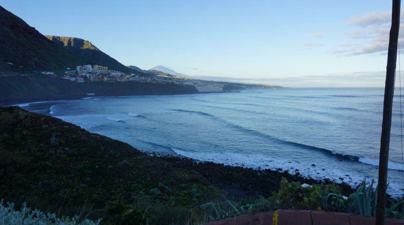 surf surfing bajamar tenerife