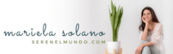 Mariela Solano | serenelmundo.com.ar