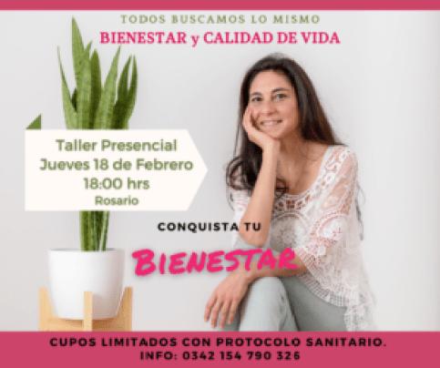Taller Presencial en Rosario