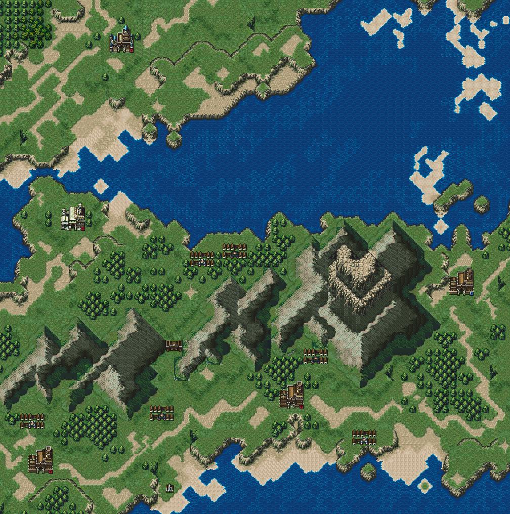 Dark Fall Wallpaper Chapter Maps Serenes Forest