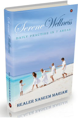 Serene Wellness Daily Practise in 7 Areas
