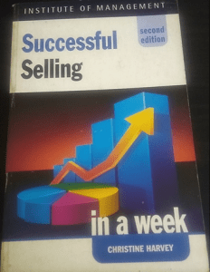 Christine Harvey - Successful Selling in a week