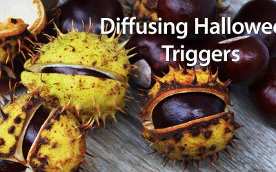 Diffusing Halloween Triggers
