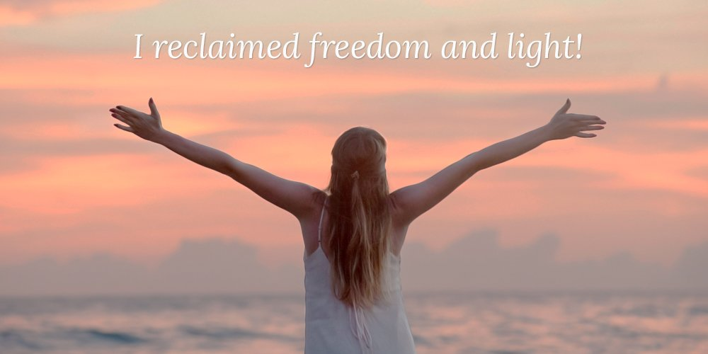 reclaim emotional freedom