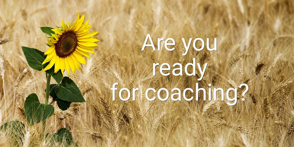 ready for coaching
