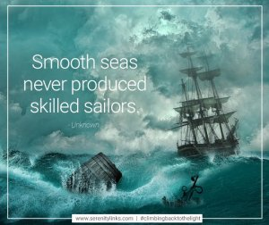 smooth seas