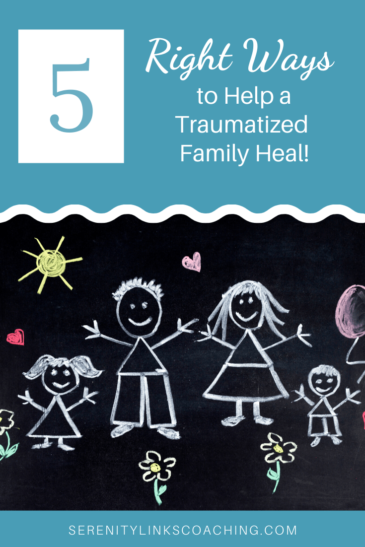 Given the right key elements, peace and healing can and does happen for families of kids affected by developmental trauma, Reactive Attachment Disorder, and even fetal alcohol exposure. My family is living proof of it! Click the image to open the article and find out what those right things are and how you can make them work for you! #serenitylinkscoaching #developmentaltrauma #healingtrauma #reactiveattachmentdisorder #fasd #parentcoaching