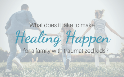 How to Help a Traumatized Family Heal